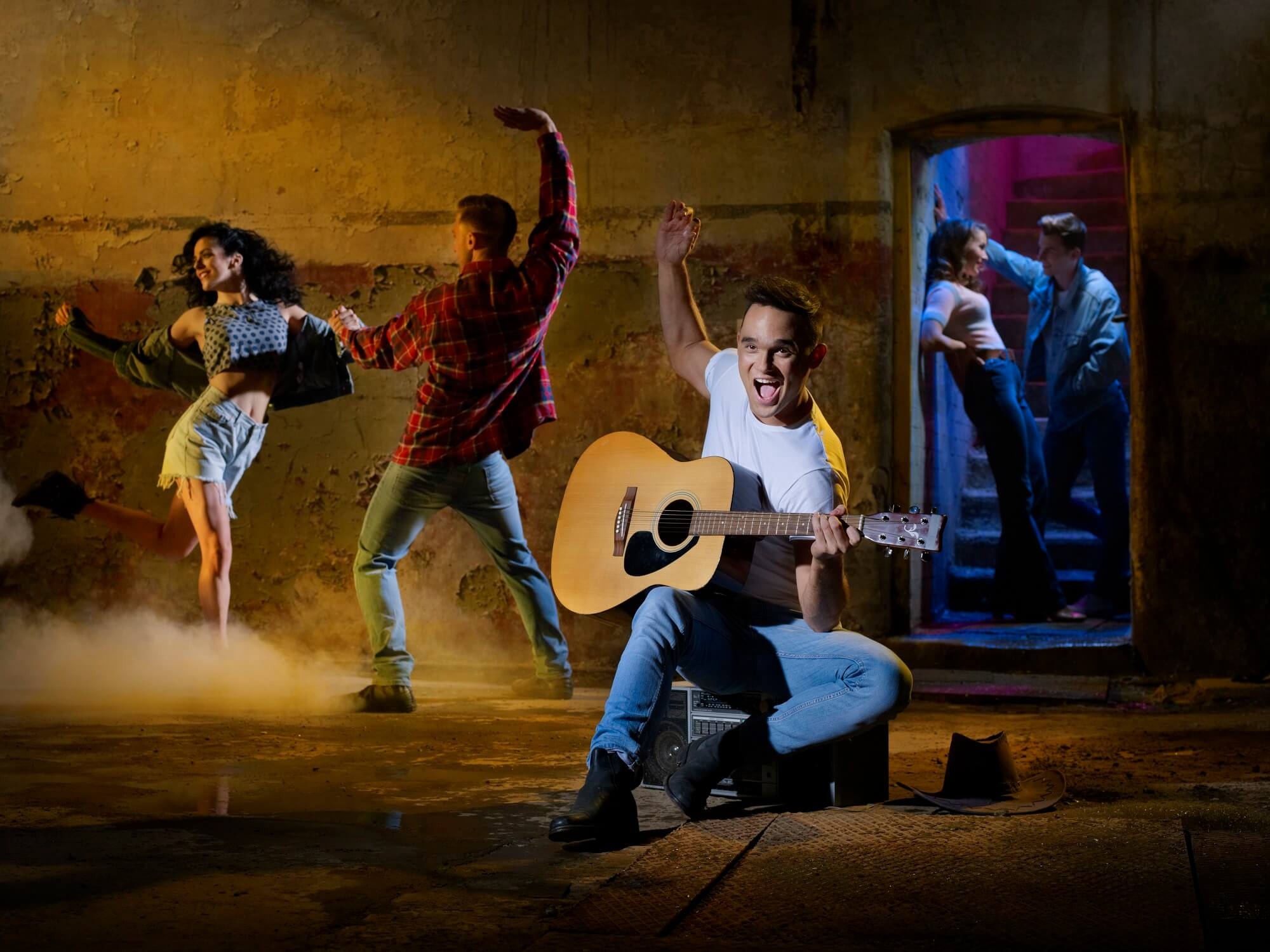 Footloose: The Musical Is Heading To The Opera House In 2016