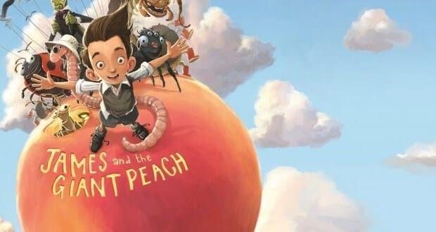 James and the Giant Peach is Heading to Blackpool Opera House