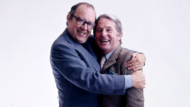 Stunning New Tribute To Eric & Ernie To Be Unveiled