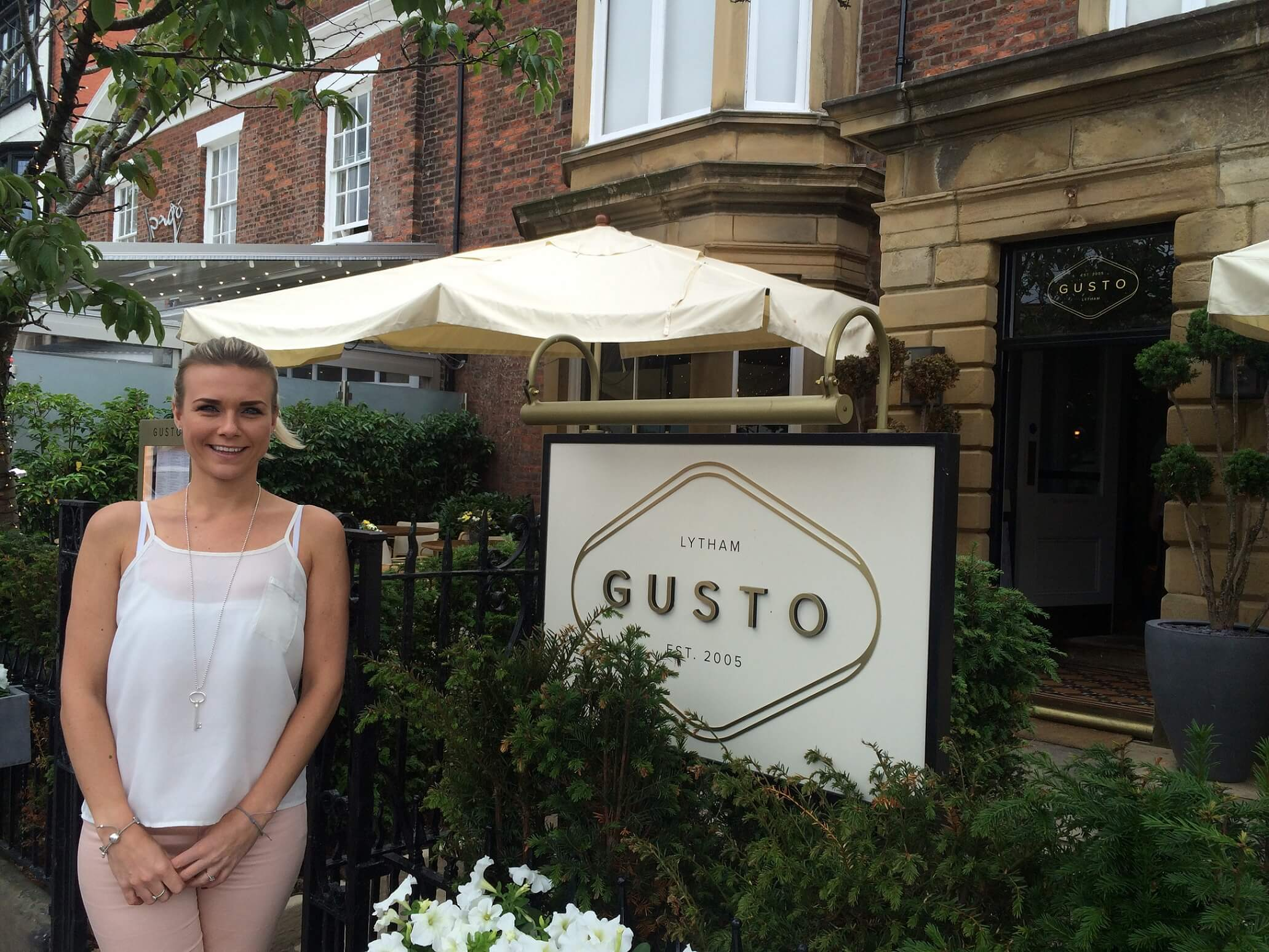 Gusto Appoints New Business Development Manager