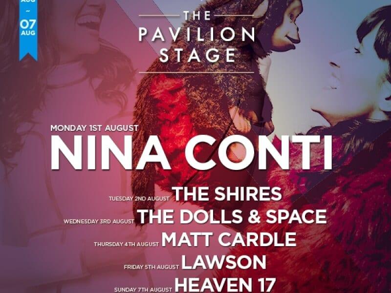 See Nina Conti Live Before She Heads To Edinburgh