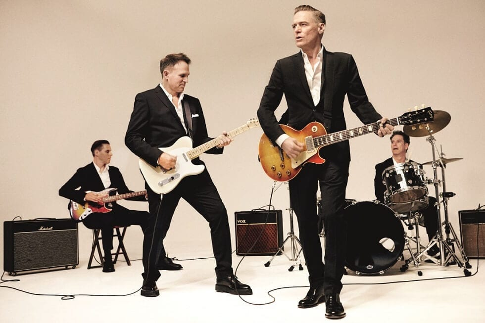 Rock Legend Bryan Adams To Play Scarborough Open Air Theatre