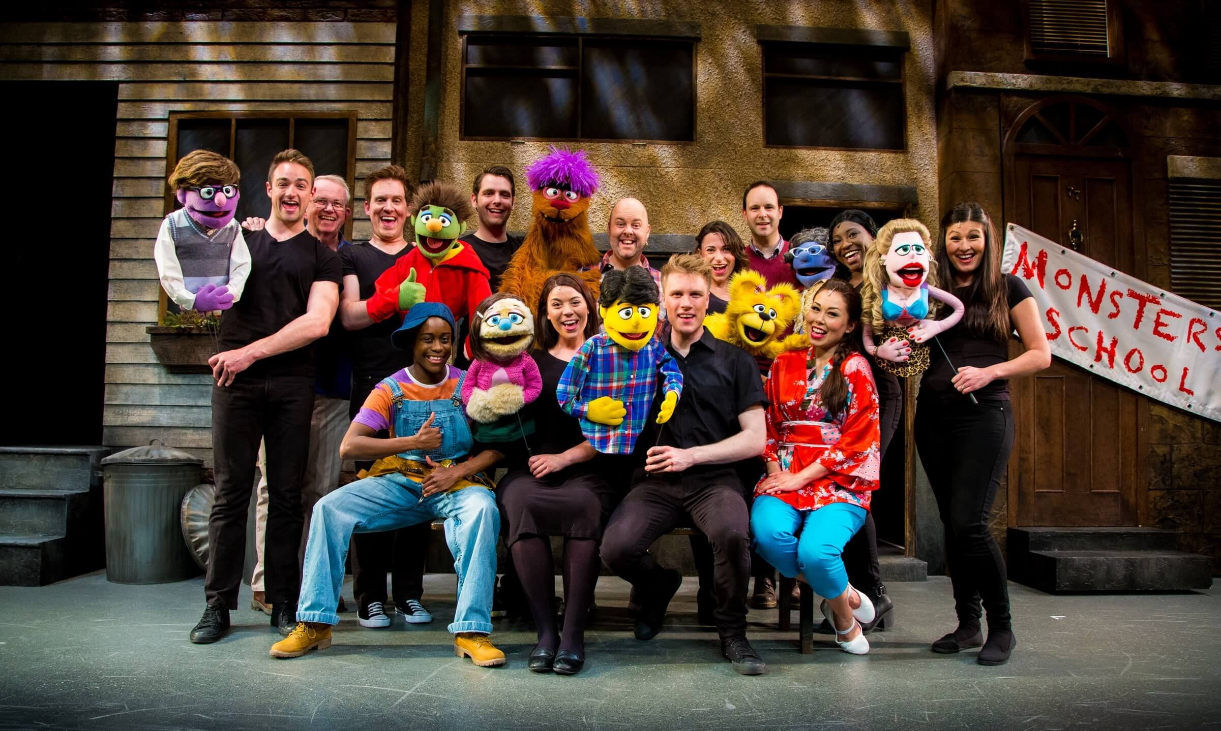 Broadway & West End Musical Avenue Q Is Heading To Blackpool