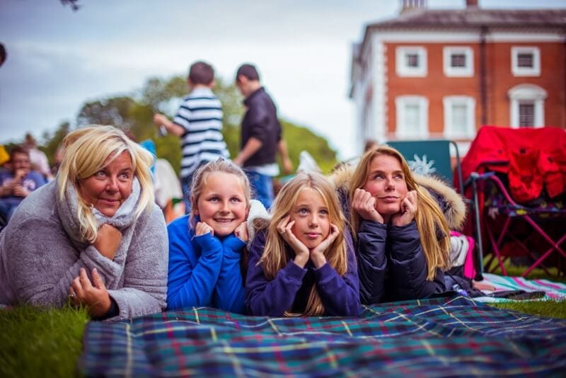 Families Are Spoilt For Choice At Lytham Festival
