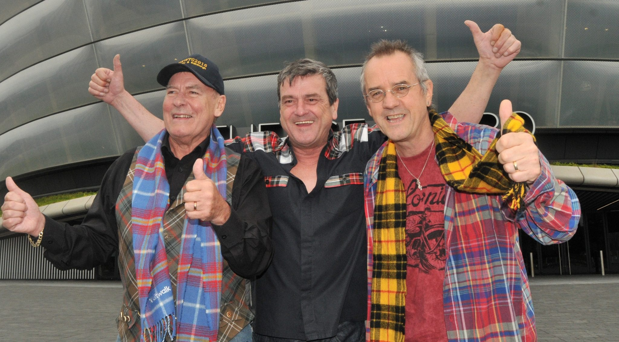 Bay City Rollers Super Fans Can Grab Half-Price Tickets  For A Shang-A-Lang-A-Reunion