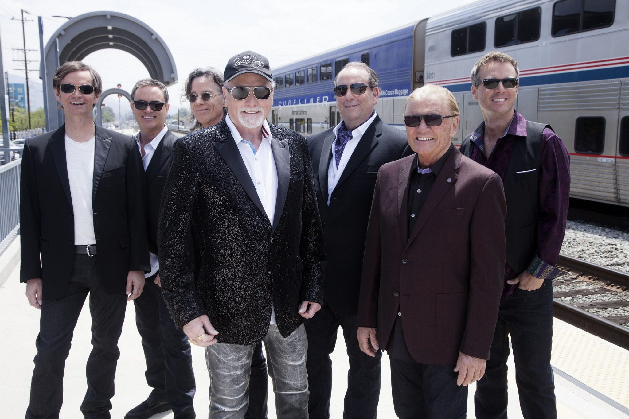 THE BEACH BOYS TO PLAY SCARBOROUGH OPEN AIR THEATRE