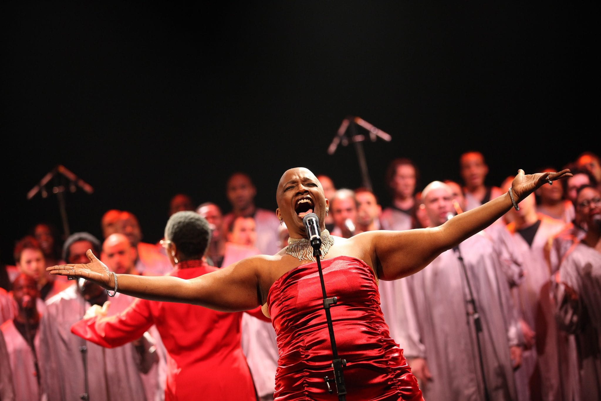 UK Concert Dates Announced for The 100 Voices of Gospel