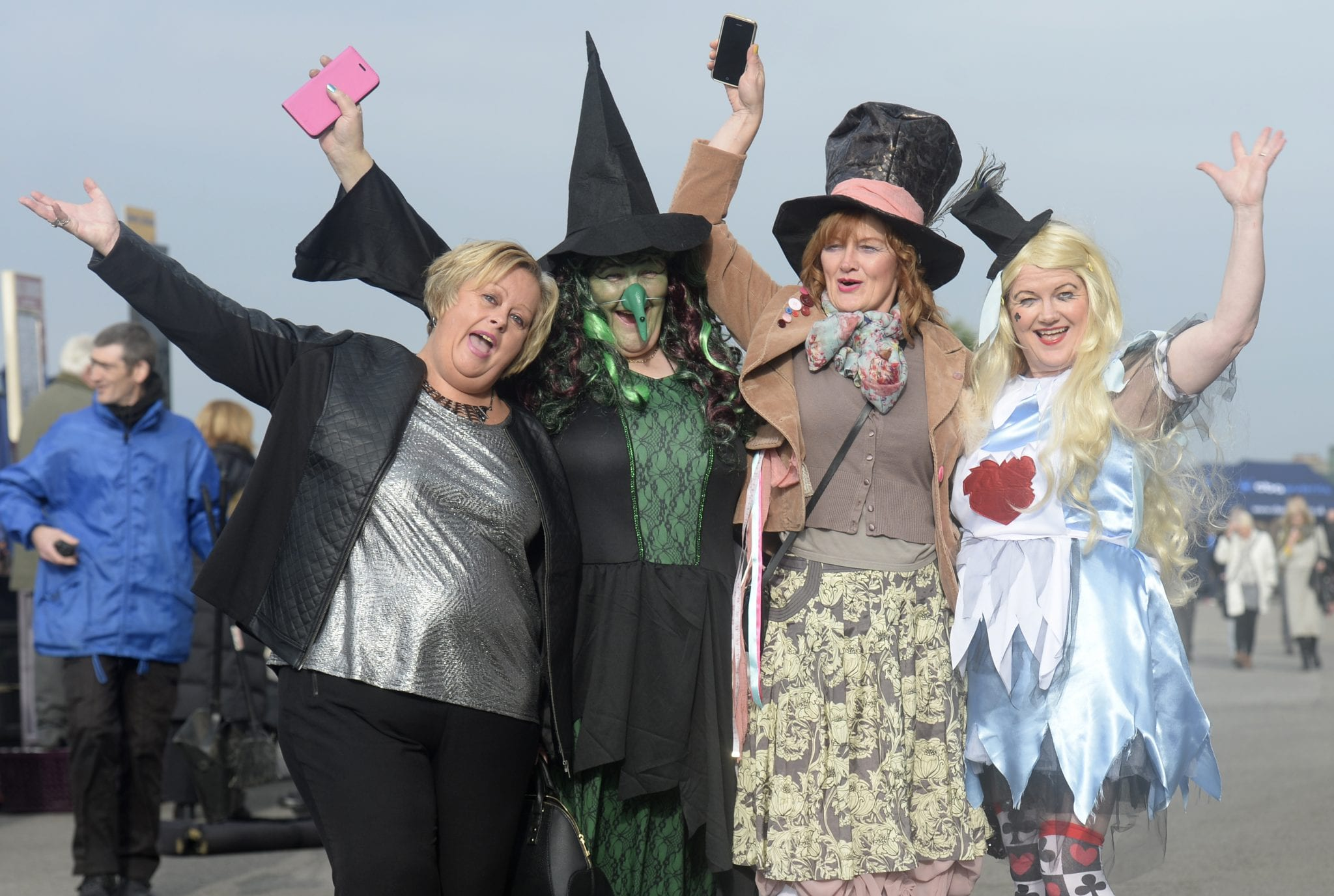 Ghosts, Ghouls And A Cracking Day Of Racing At Carlisle