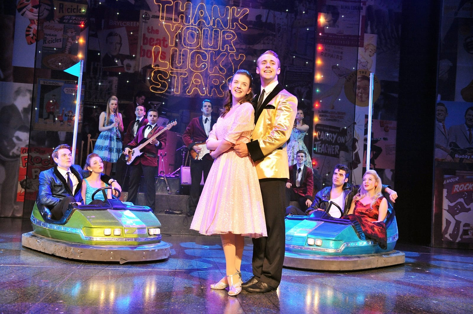 West End Sensation Heading To Blackpool In 2017