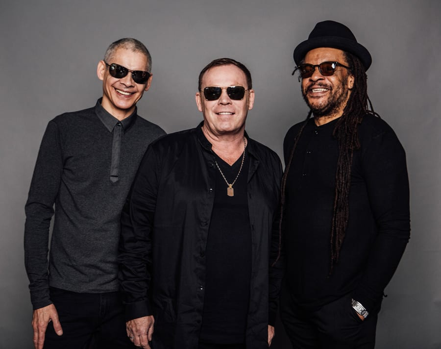 CAN'T HELP FALLIN' IN LOVE WITH UB40 ft ALI, ASTRO AND MICKEY