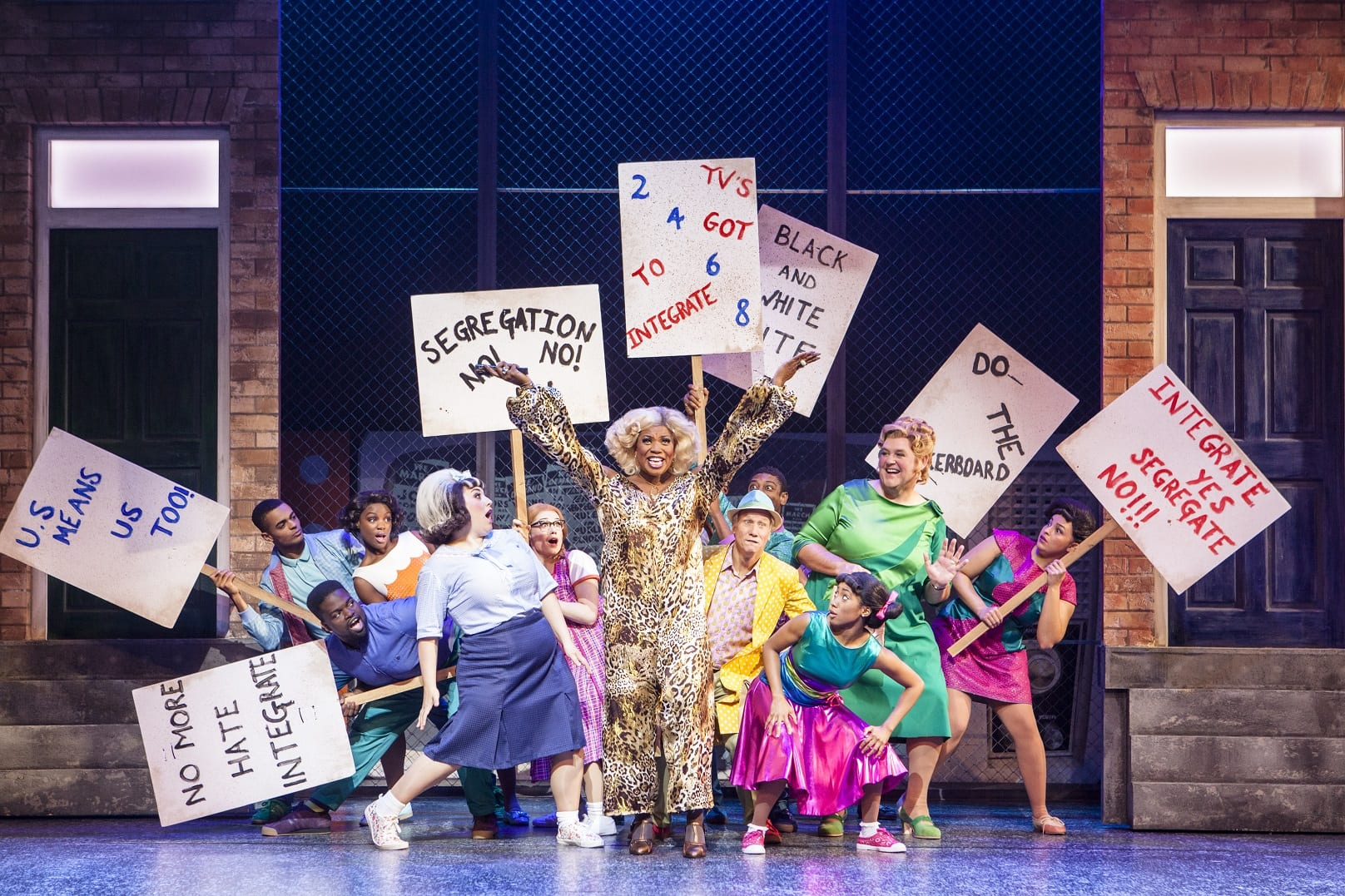 Hit Musical Comedy Hairspray Is Heading To Blackpool In 2017