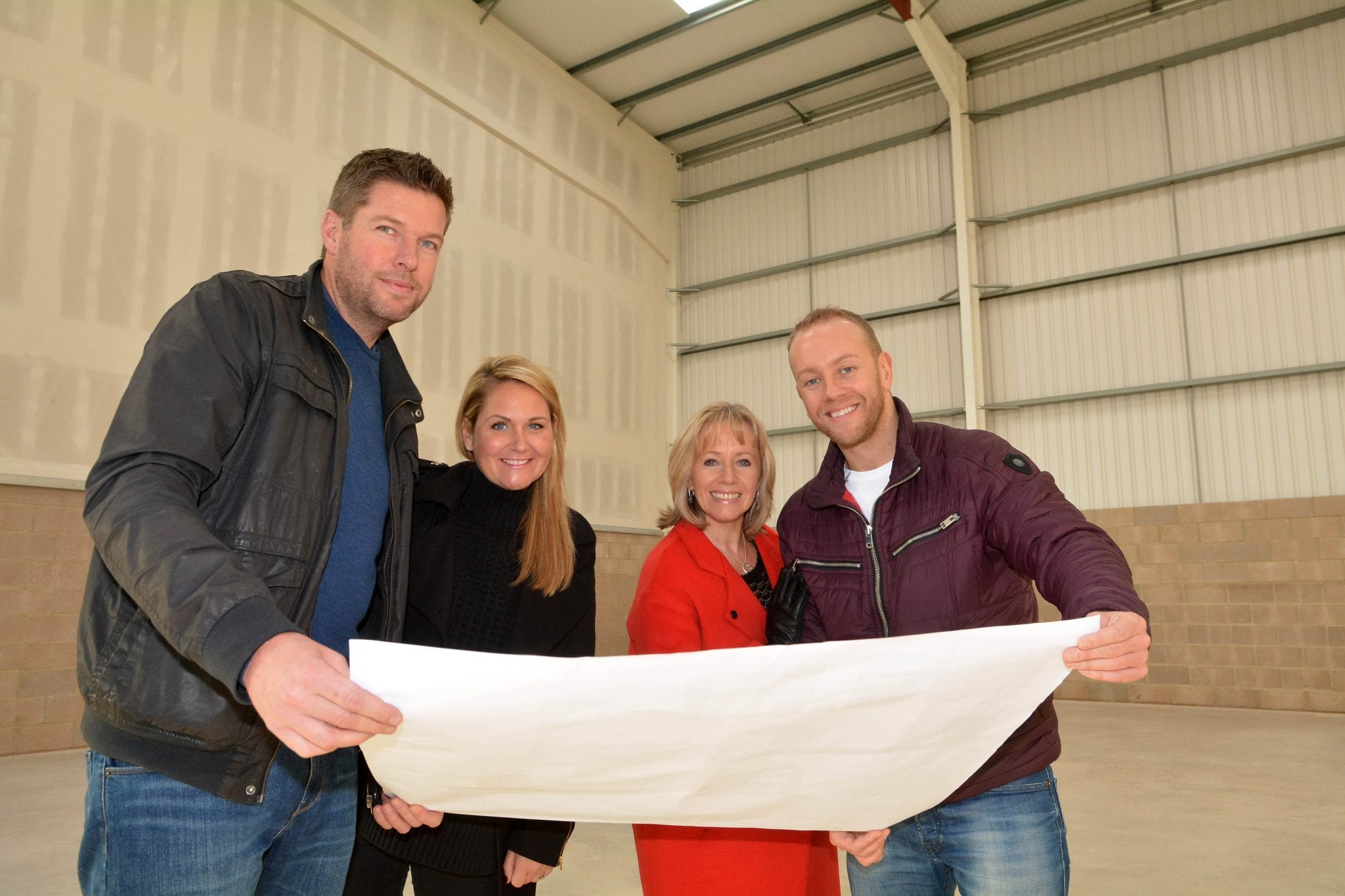 Ice Stars Unveil Cool Plans For Clip 'n Climb Blackpool