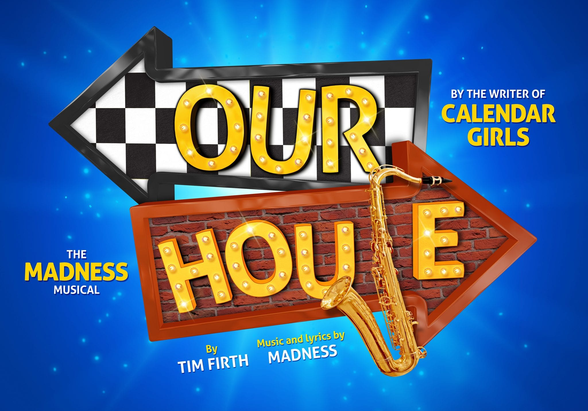 Olivier Award-Winning Madness Musical Our House is Heading to Blackpool