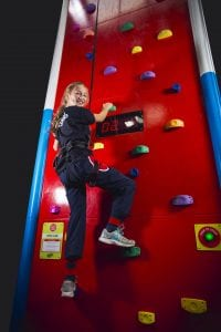 Speed Climb for Clip 'n Climb Blackpool