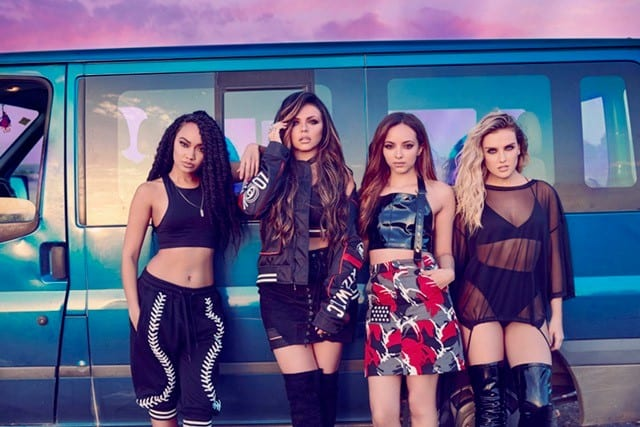 LITTLE MIX BRING THEIR 'SUMMER SHOUT OUT' TOUR TO SCARBOROUGH & SOUTHAMPTON
