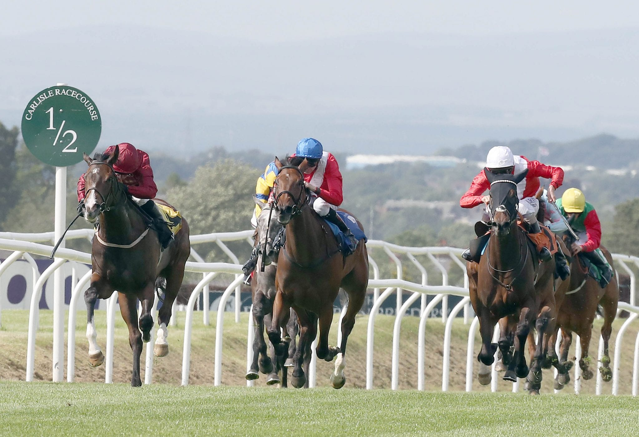 Cook Goes For More Glory At Carlisle