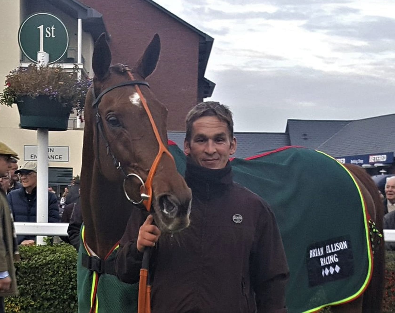 Carlisle playing its part in Gold Cup and Grand National glory