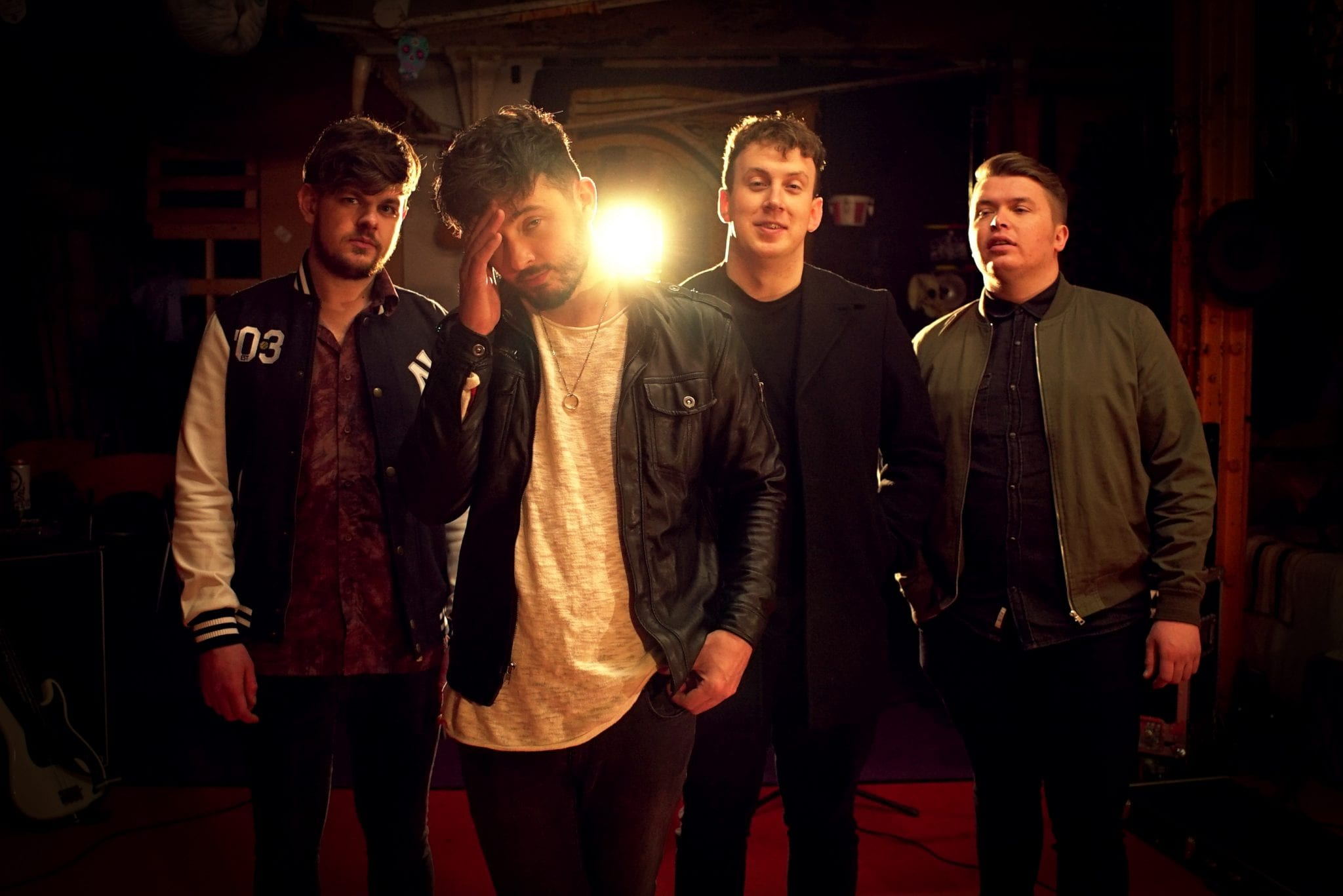 NEW YORK TOURISTS TO OPEN FOR KAISER CHIEFS AT HOMECOMING GIG