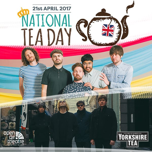 SCARBOROUGH BREWS UP TREAT FOR FANS OF THE CHARLATANS AND KAISER CHIEFS