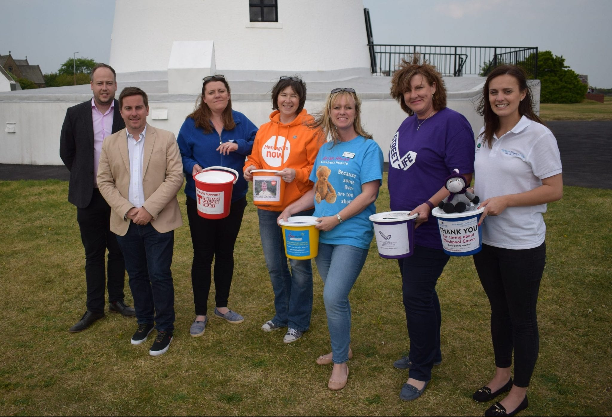 North West Festival Secures Five Charity Partners