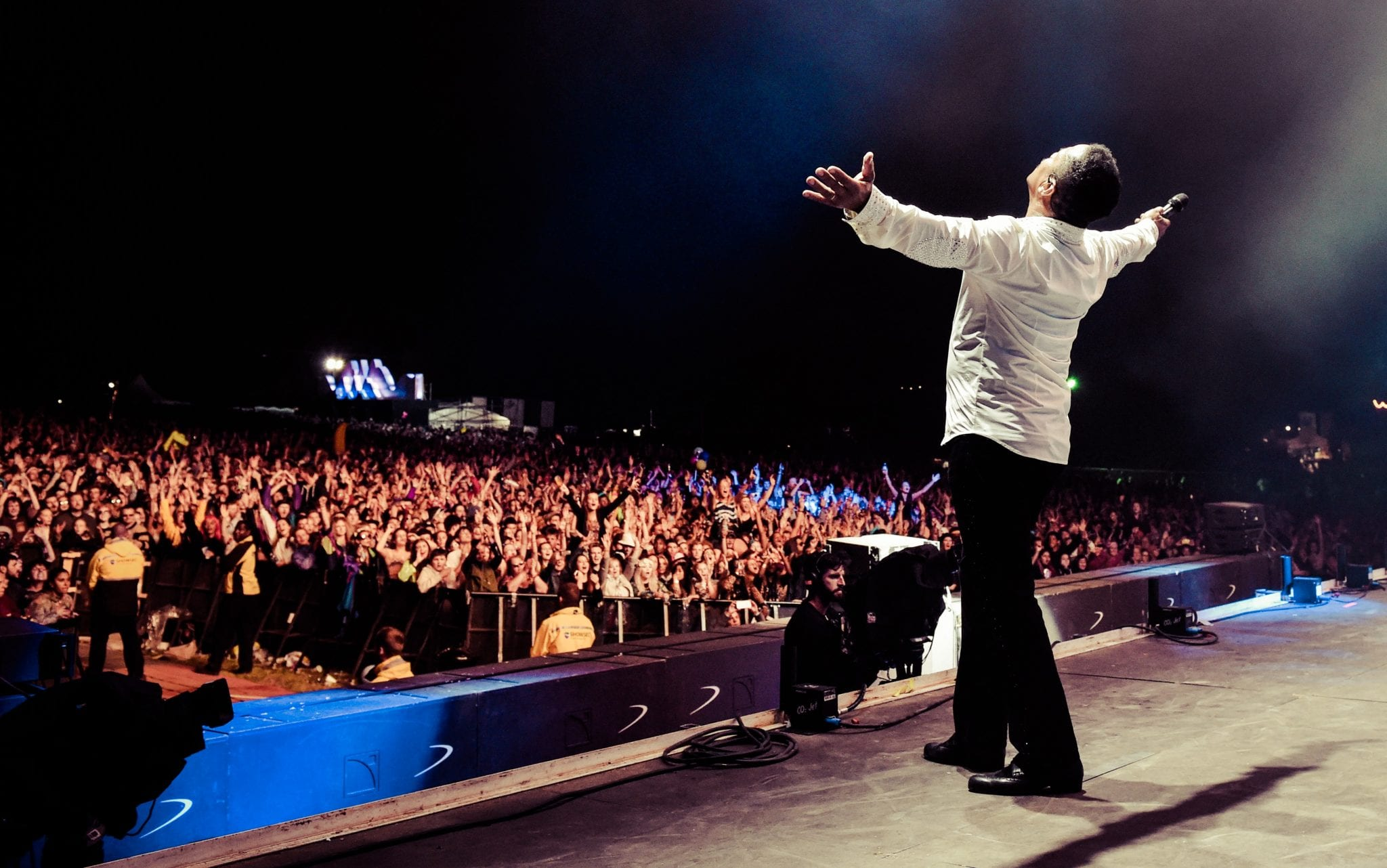 SCARBOROUGH GET READY TO 'SHAKE YOUR BODY DOWN' AS THE JACKSONS COME TO TOWN