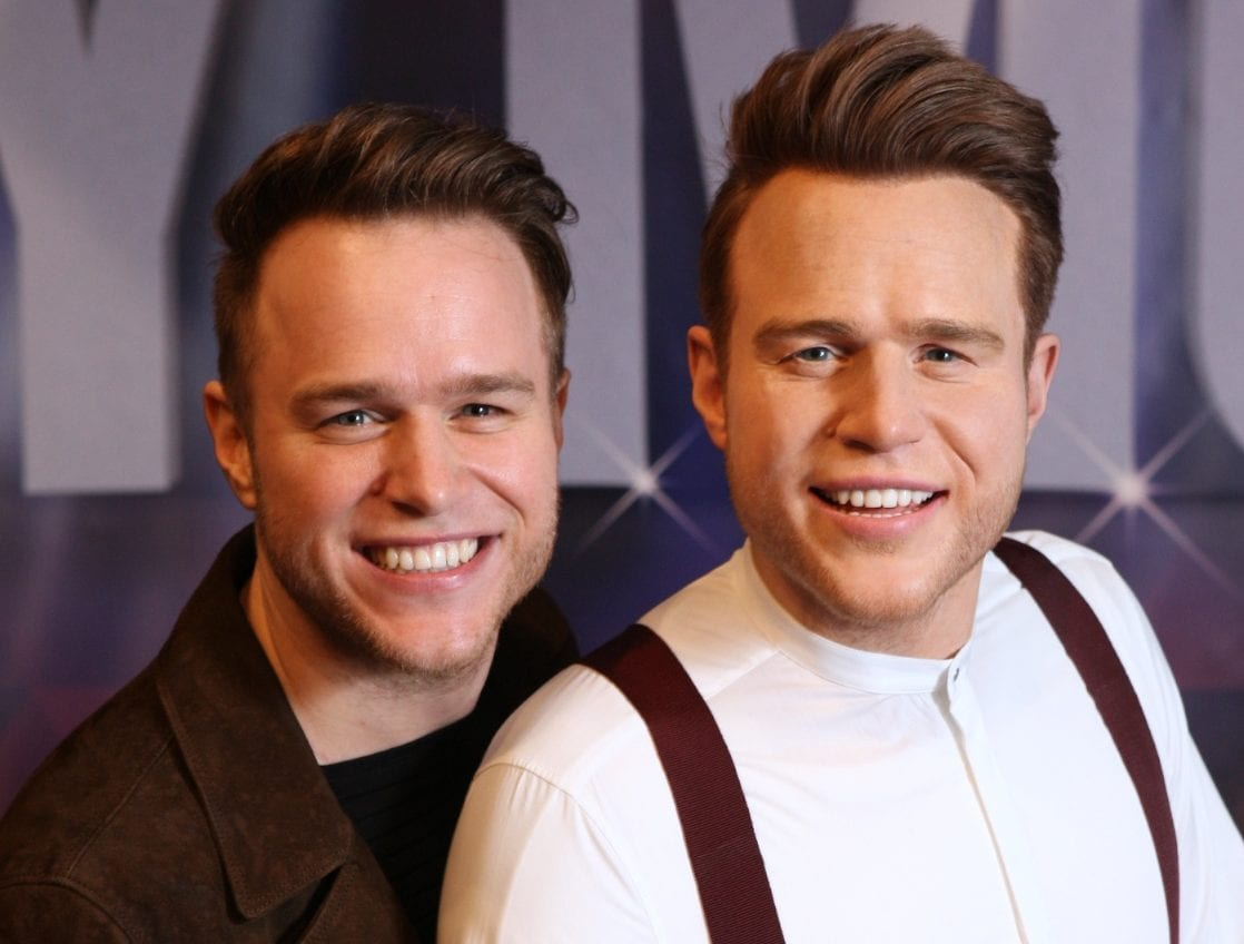 Top Olly Murs' Prizes Up For Grabs