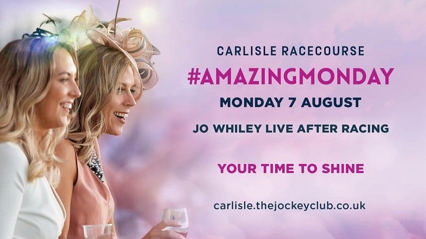 Leading Women Jockeys Eyeing The #AmazingMonday Prize at Carlisle