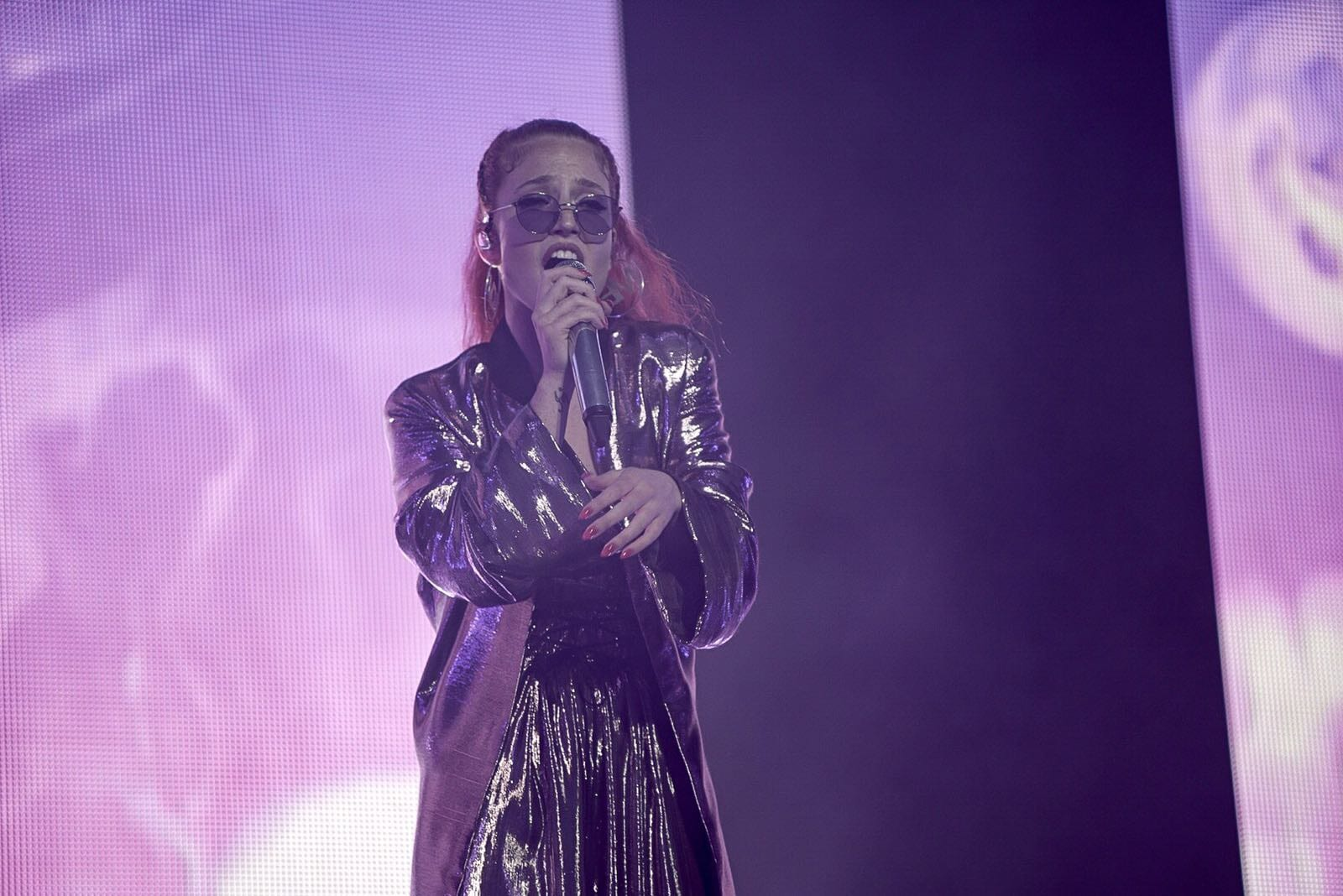 Jess Glynne provides stunning climax to record-breaking season at Scarborough OAT