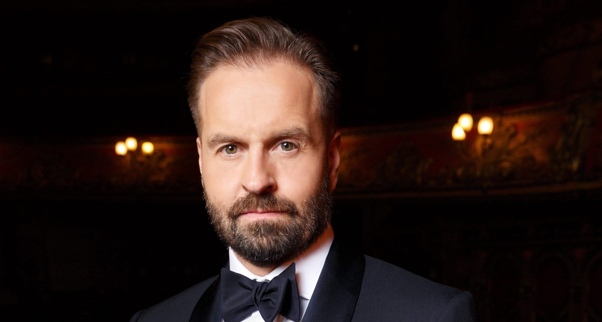 Alfie Boe To Headline Armed Forces Day Concert