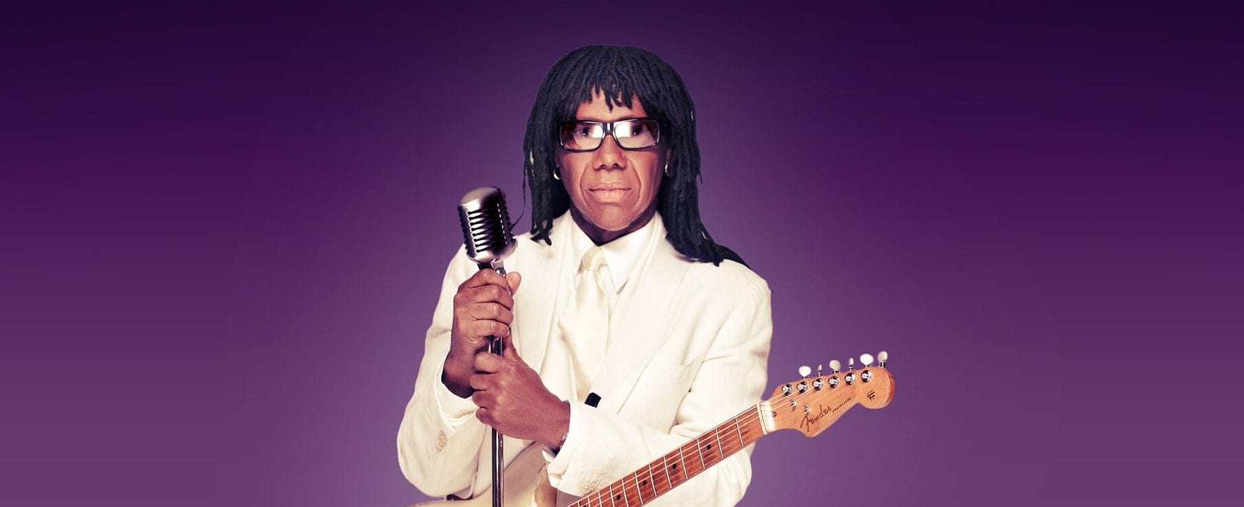 NILE RODGERS & CHIC  ANNOUNCE SEASIDE and STATELY HOME DATES FOR 2018