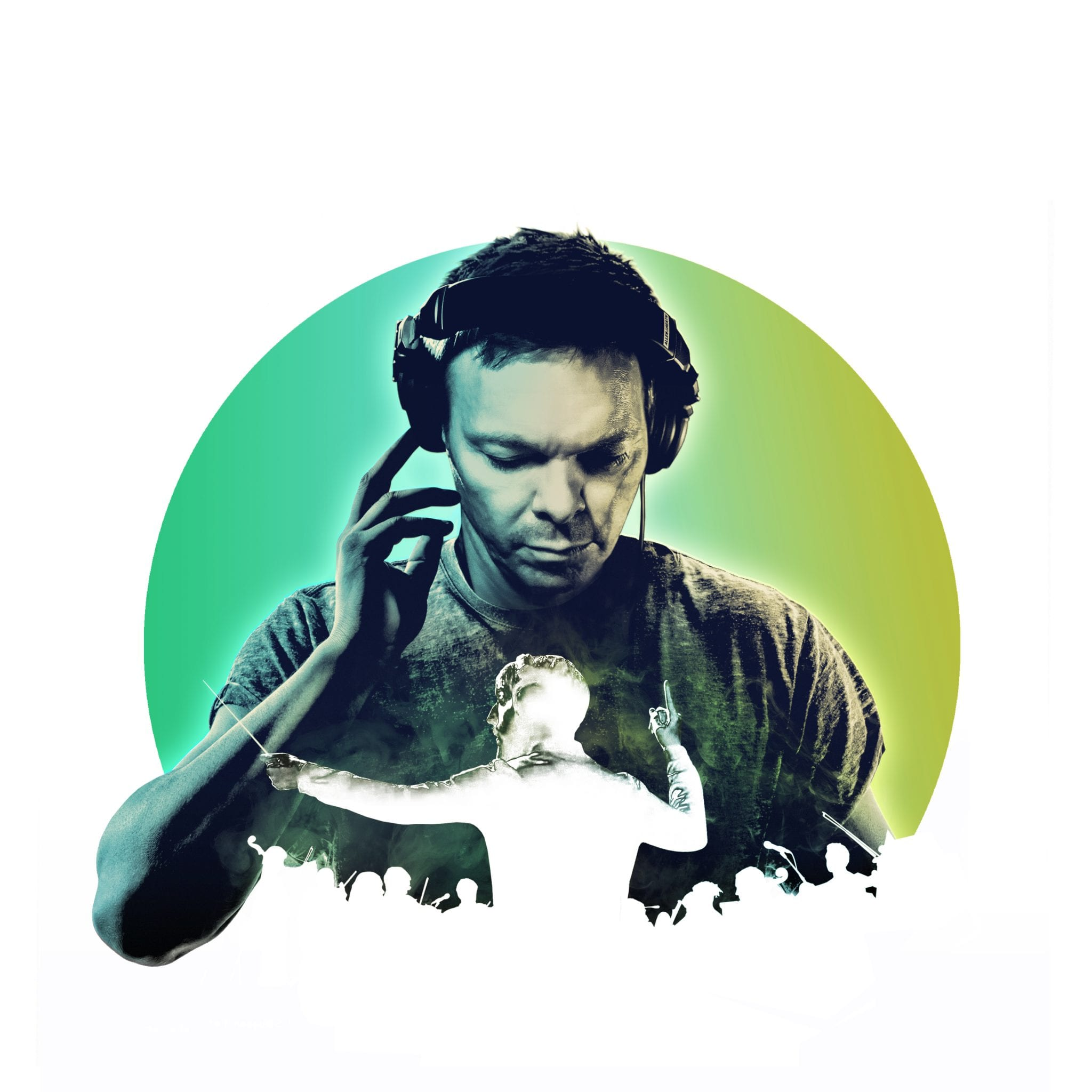 PETE TONG WITH THE HERITAGE ORCHESTRA PERFORM 'IBIZA CLASSICS' on yorkshire coast
