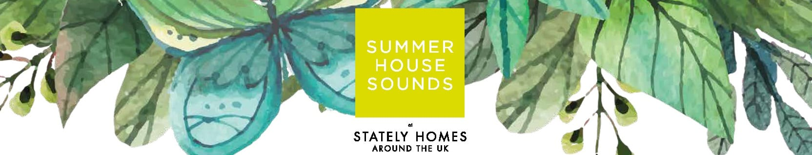 SUMMER HOUSE SOUNDS: New Series of UK Concerts Announced for 2018