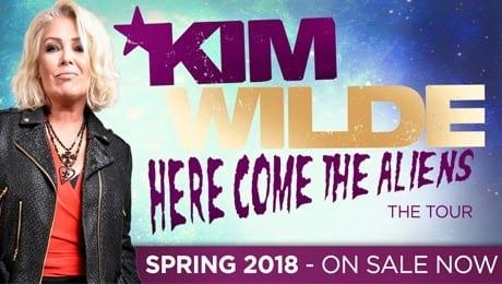 KIM WILDE SPECIAL ALBUM + TOUR TICKET OFFER FOR FANS