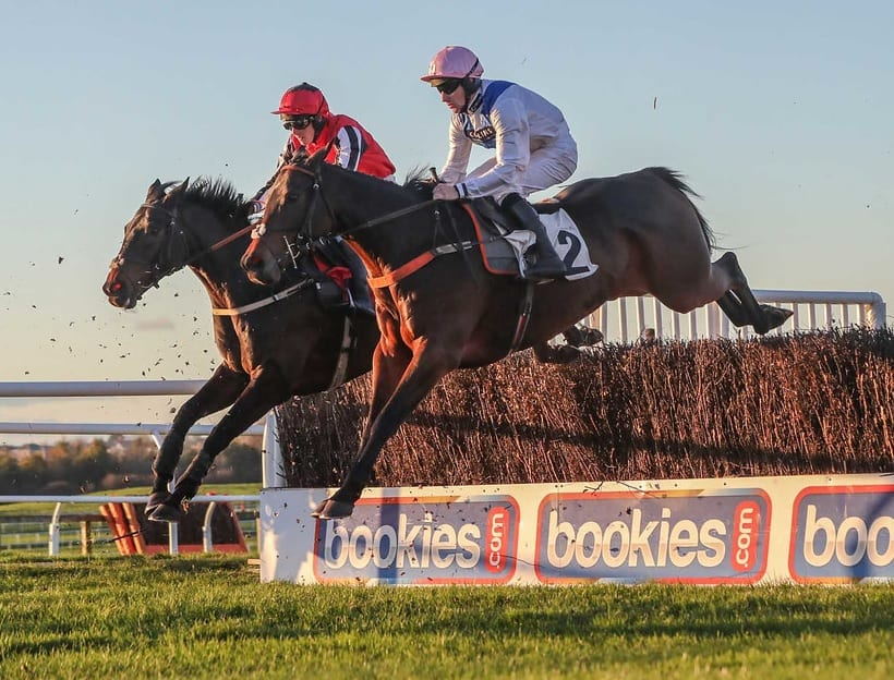 Brian Hughes Returns To Carlisle To Take Crown As Top Jumps Jockey