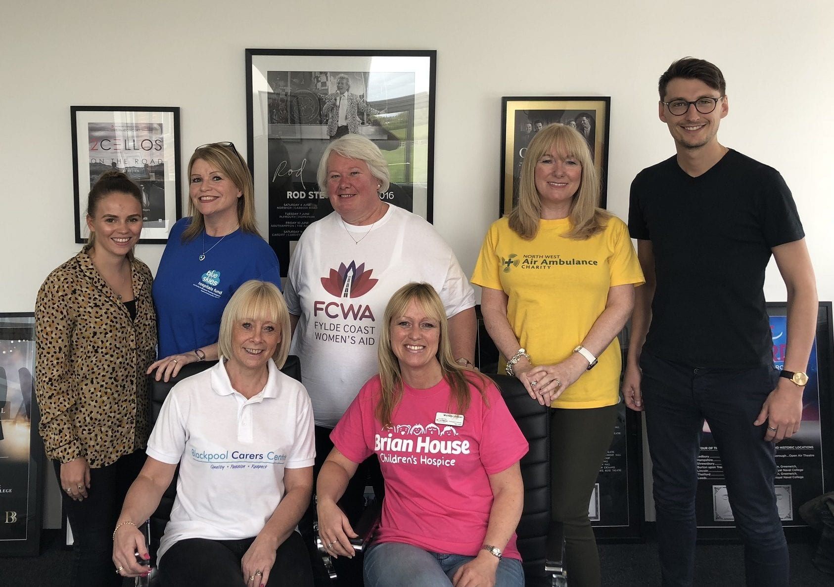 North West Festival Announces 2018 Charity Partners