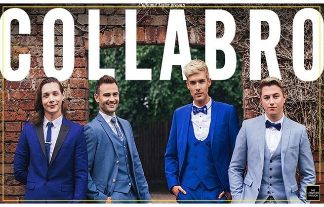 Returning Favourites Collabro & The Mersey Beatles Announce Lytham Festival Shows