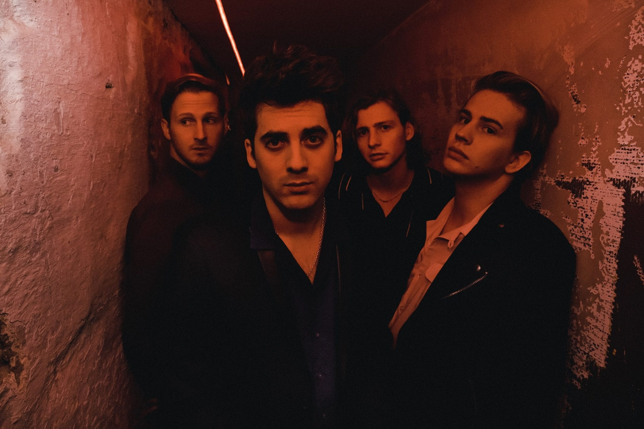 Circa Waves will open the seaside show for Stereophonics