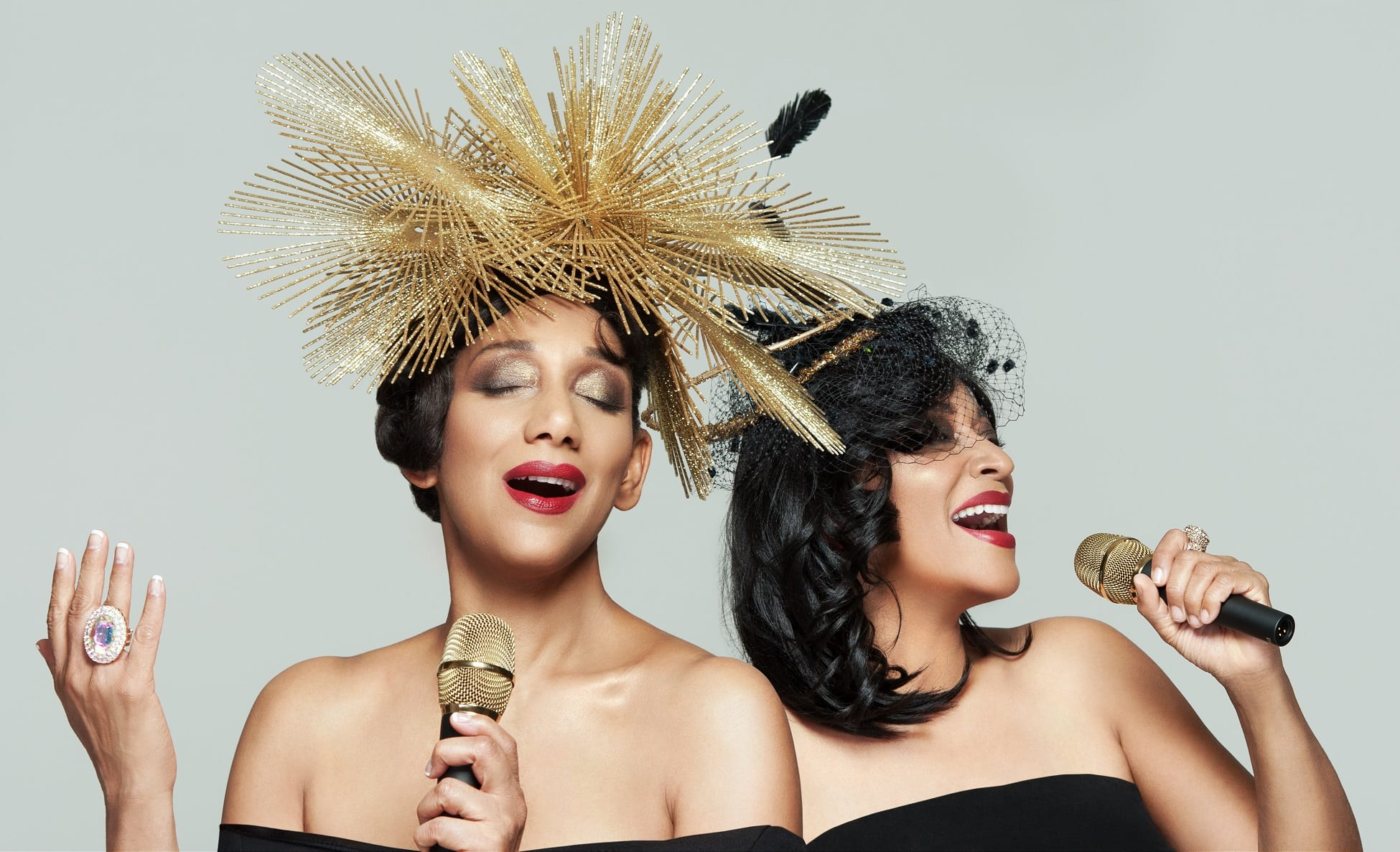 SISTER SLEDGE JOIN STEPS FOR 'ULTIMATE PARTY NIGHT' AT SCARBOROUGH OAT