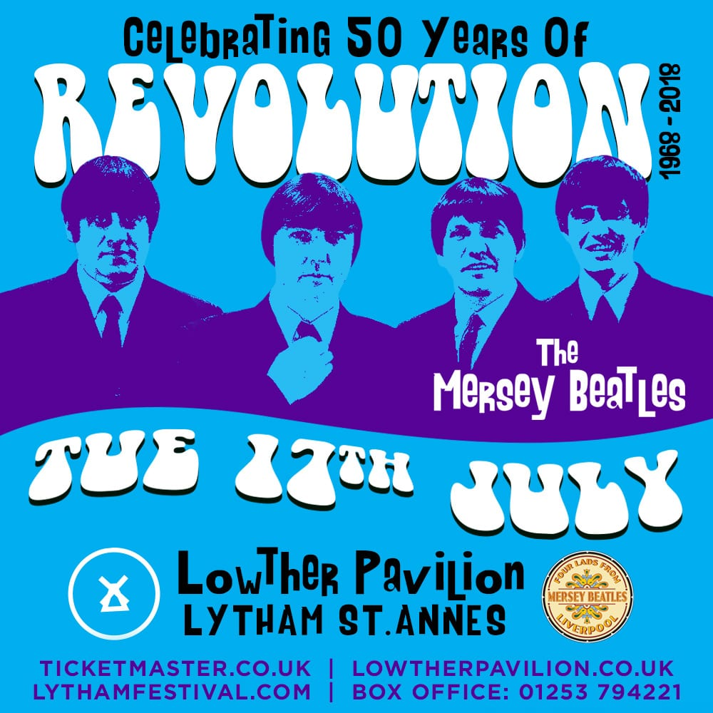 Mersey Beatles Promise To Evoke Spirit And Sound From 'The Year Of Revolution'