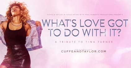Brand new show celebrating Tina Turner heads out on 50-plus date debut UK tour