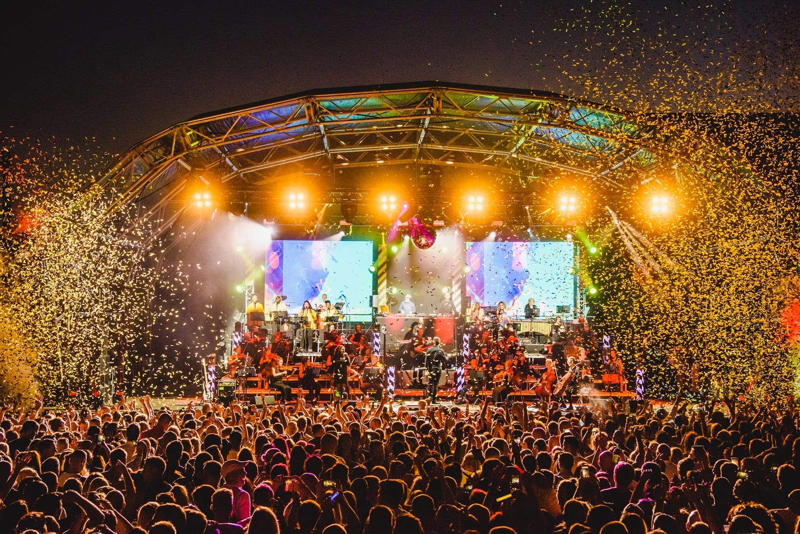 HACIENDA CLASSICAL BACK FOR 2019 SEASON AND HEADLINE SHOW AT SCARBOROUGH OAT