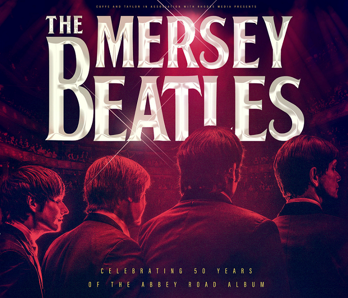 'Come Together' as The Mersey Beatles celebrate 50 years of Abbey Road
