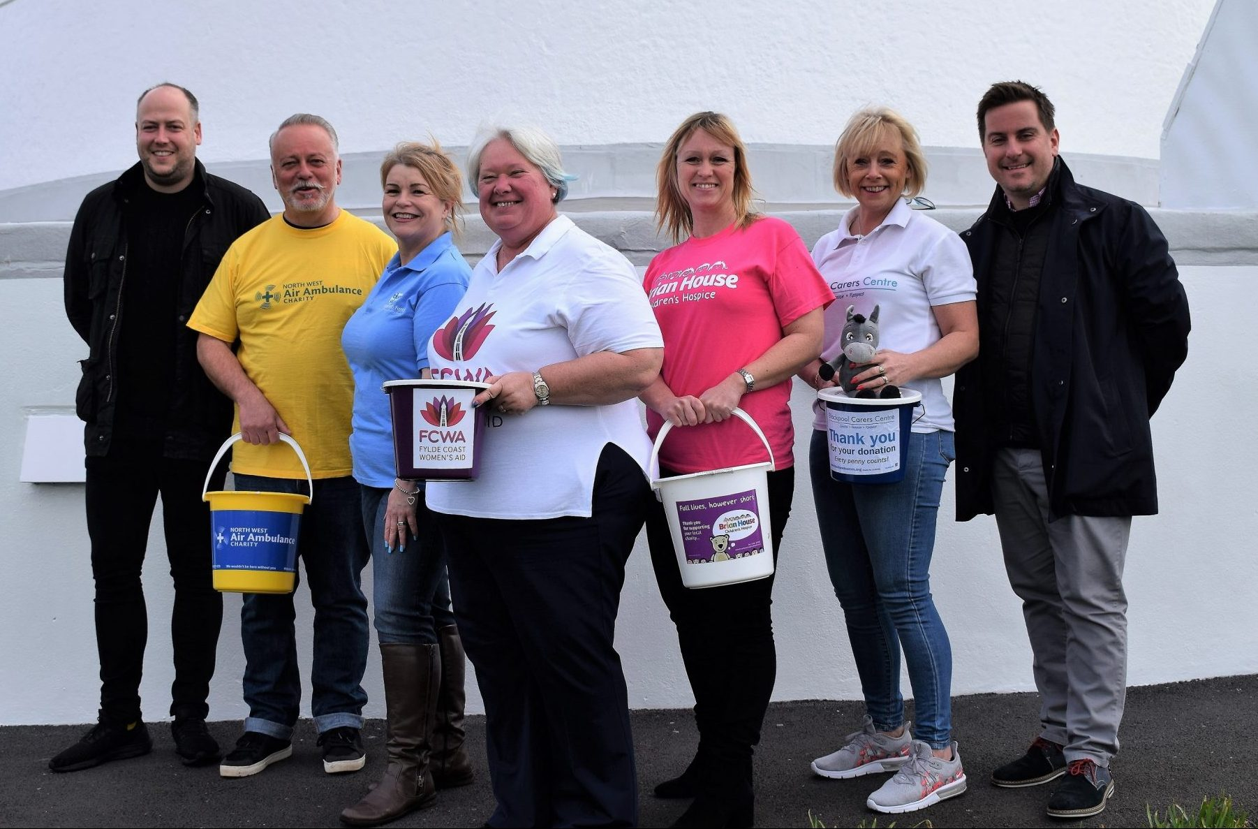 North West Festival Announces 2019 Charity Partners