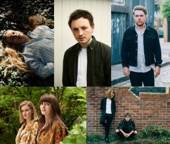 Ward Thomas, Seafret, Lewis Watson, Saint Raymond and Charlotte join Lewis Capaldi for sell-out dates
