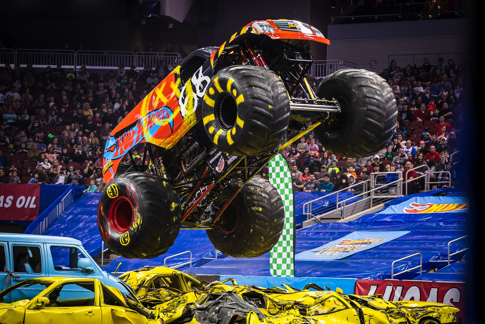 Monster Truck Show 2020.Hot Wheels Monster Trucks Live 2020 European Tour