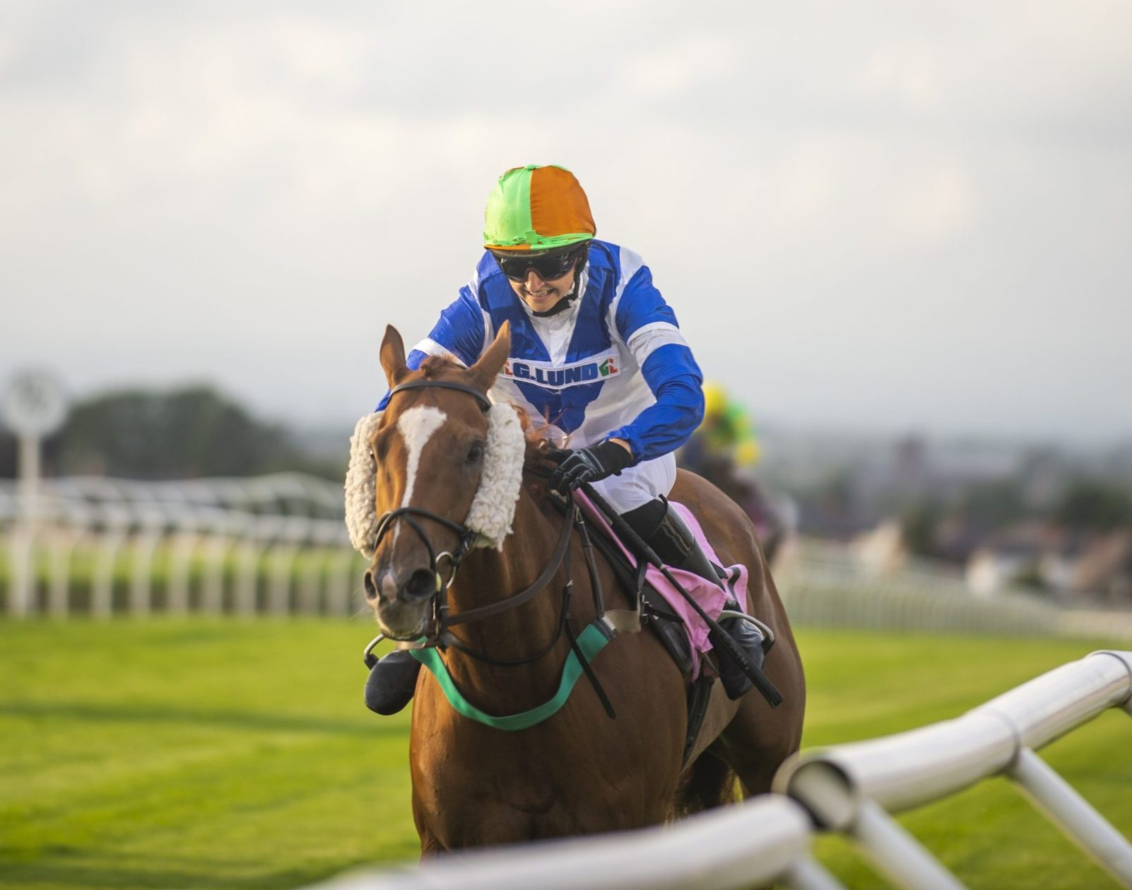 Local Hero Emma Sayer Calls Time On Career In The Saddle With Memorable Ladies Night Win