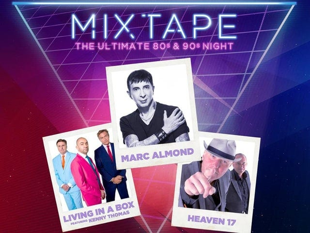 Get Ready for Mixtape – Scarborough OAT's 80s night is back