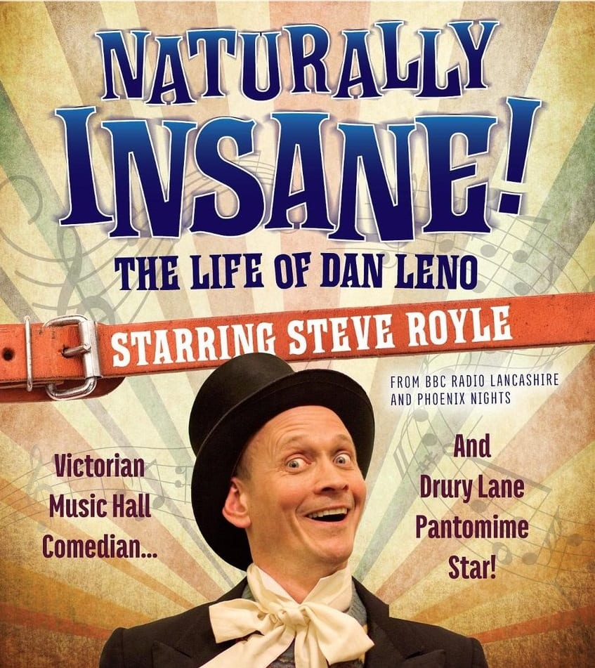Music Hall Legend Dan Leno to Return to London for West End Premiere