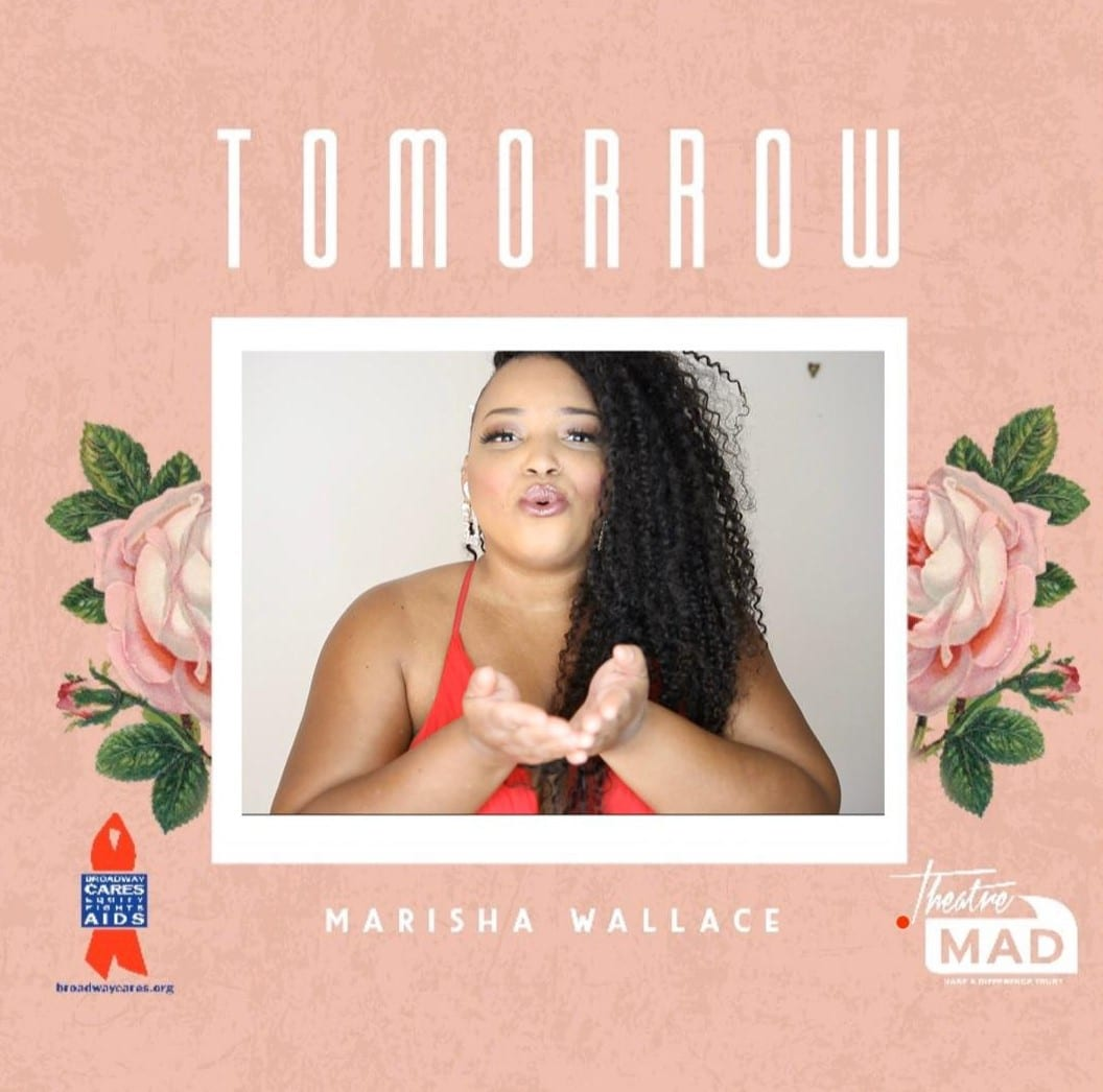Marisha Wallace releases glorious gospel rendition of 'Tomorrow'