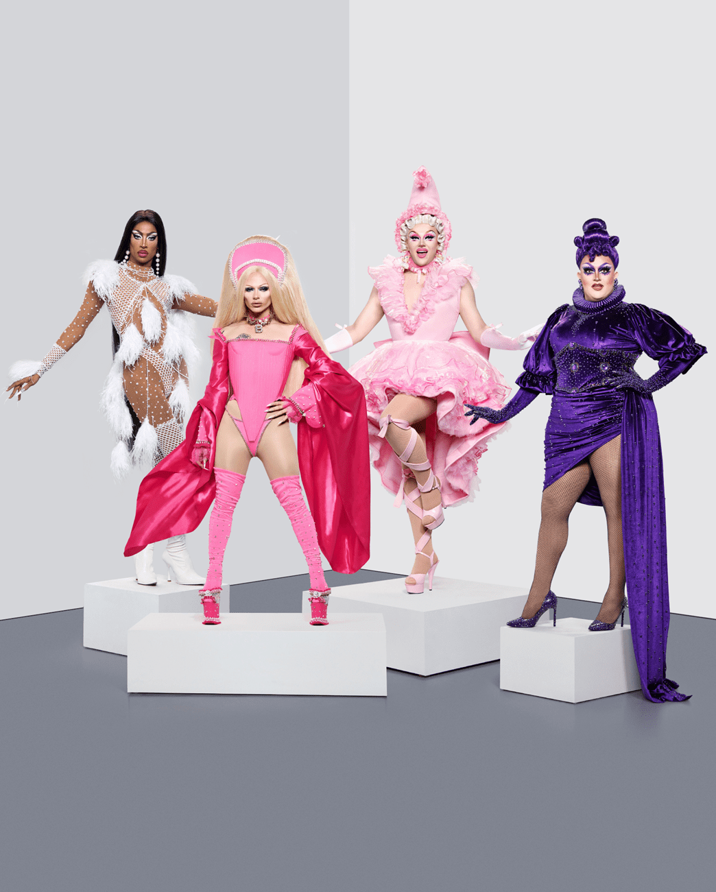 RUPAUL'S DRAG RACE UK: THE OFFICIAL TOUR  RU-TURNS FOR 2022